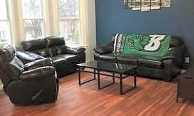Living Room, 55 Leroy St, 1