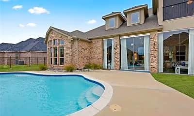 Pool, 2031 Courtland Drive, 2