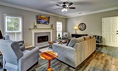 Living Room, 3870 Northpoint Dr, 2