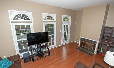 Living Room, 2612 Windbreak Dr, 1