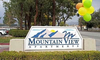 Community Signage, Mountain View, 2