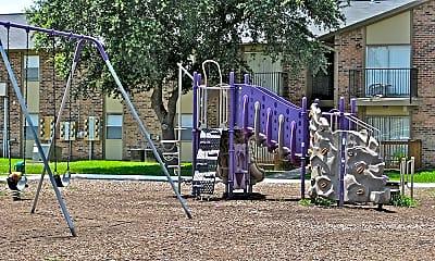 Playground, Cedarridge Apartments, 0