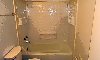 Bathroom, 3201 Georgetown Rd 2-02, 2