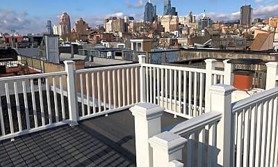 Patio / Deck, 720 S 8th St 3, 2