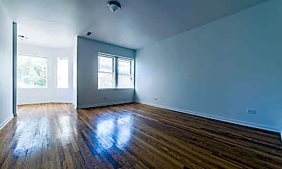 Living Room, 8040 S Vernon, 1