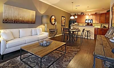 Living Room, MAA Crosswater, 1