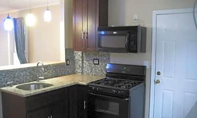 Kitchen, 830 Knowles Street, 1