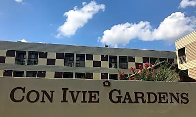Con Ivie Gardens, 1
