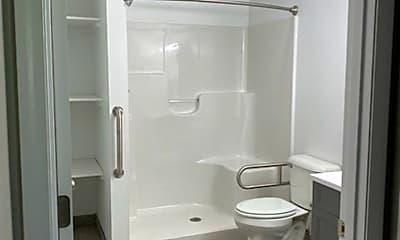 Bathroom, 804 Birch Rd, 1