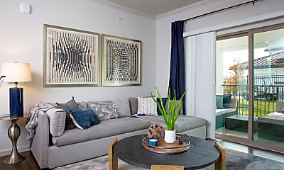 Living Room, Stone Hill Luxury Apartments, 0