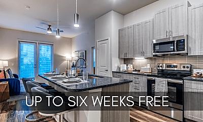 Kitchen, Jefferson Alpha West, 1