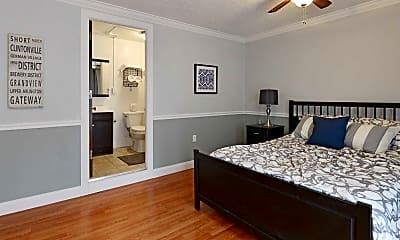 Bedroom, Bosco Center, 1