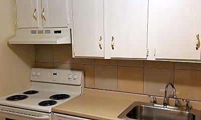 Kitchen, Washington Woods, 1
