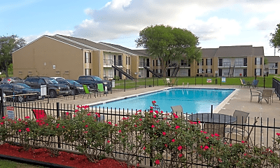 Pool, Sienna Villas Apartment Homes, 1