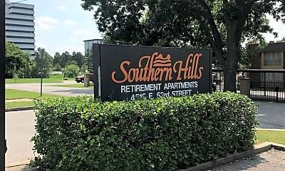 Southern Hills Rehabilitation Center, 1