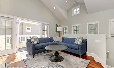 Living Room, 438 E Ave, 1
