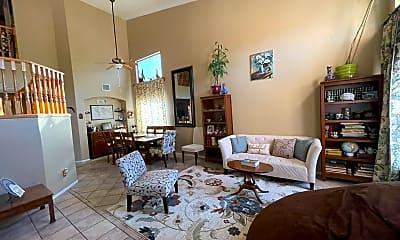 Living Room, 3608 w Camino de urania, 1