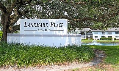 Community Signage, 3203 Landmark Dr 2202, 2