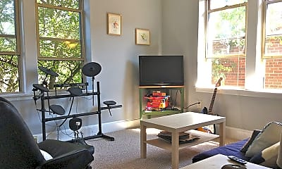 Living Room, 1673 Park Rd NW, 1