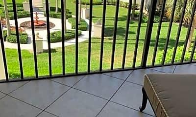Patio / Deck, 6525 Valen Way D-303, 2