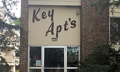 Key Apartments, 1