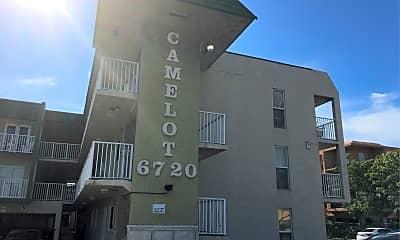 Camelot Apartments, 1