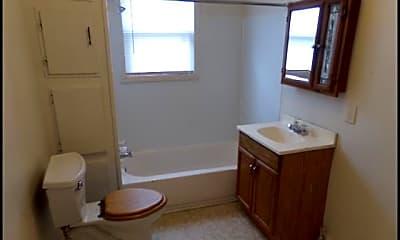 Bathroom, 4022 West 25Th Street, 2