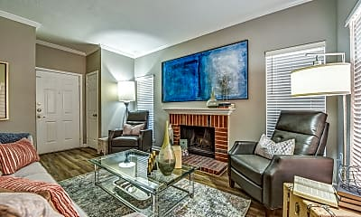 Living Room, Derby at Steeplechase, 0