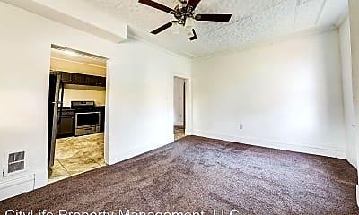 Living Room, 415 Charles St, 1