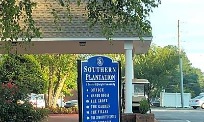 Southern Plantation, 1