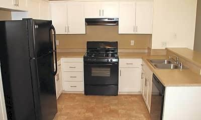 Kitchen, Terracina Oaks, 1