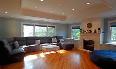 Living Room, 5 Hommocks Rd, 0