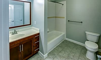 Bathroom, Montclair Residences, 2