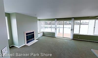 Living Room, 1610 Park Ave, 1