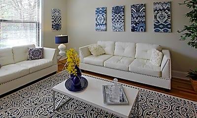 Living Room, The Algonquin, 1