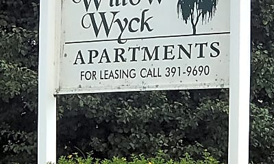 Willow Wyck Apartments, 1