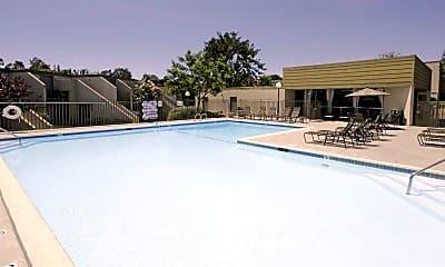 Pool, Heatherwood Garden, 1