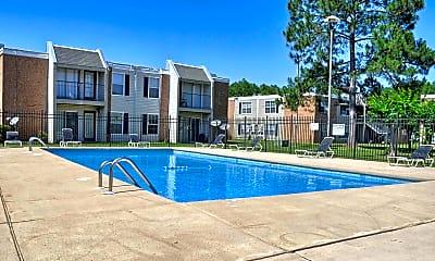 Pool, Regency Woods Apartments, 0