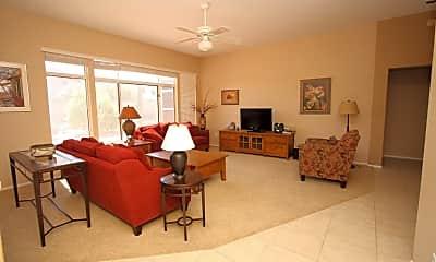 Living Room, 14218 N Buckingham Dr, 1