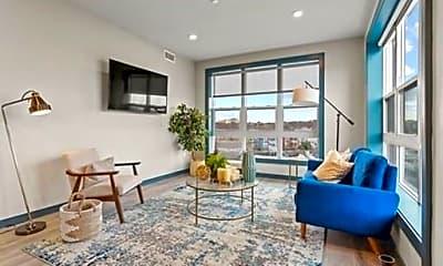 Living Room, 1258 Massachusetts Ave, 0