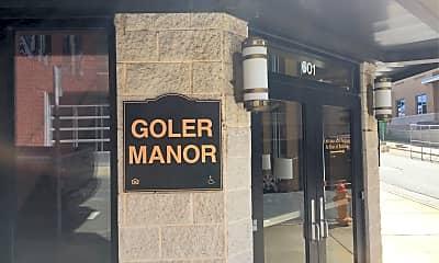 Golar Manor Apartments, 1