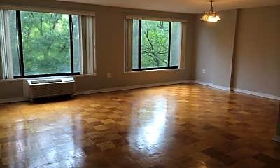 Living Room, 2501 Calvert St NW 409, 1