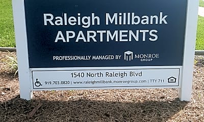 Raleigh Millbank Apartments, 1