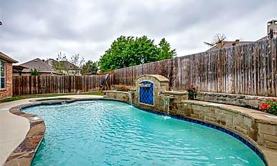 Pool, 1203 Limestone Creek Dr, 2
