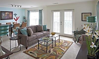 Living Room, Avalon Wilton on Danbury Road, 1