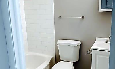 Bathroom, 3022 W 14th St, 2