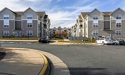 Building, Maple Avenue Apartments, 1