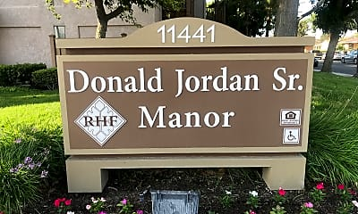 Jordan Manor, 1