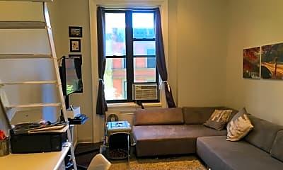 Living Room, 140 W 69th St, 1