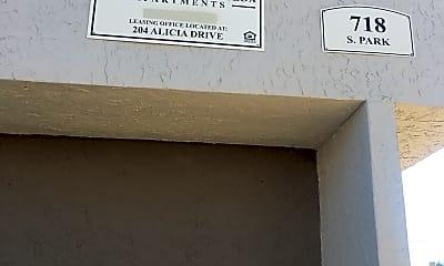 Jose Antonio Escajeda Apartments, 1